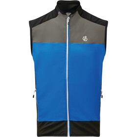 Dare 2b Aptile Veste Homme, athletic blue/aluminium grey/black